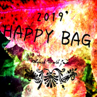 2019' Nomad's HAPPY BAG
